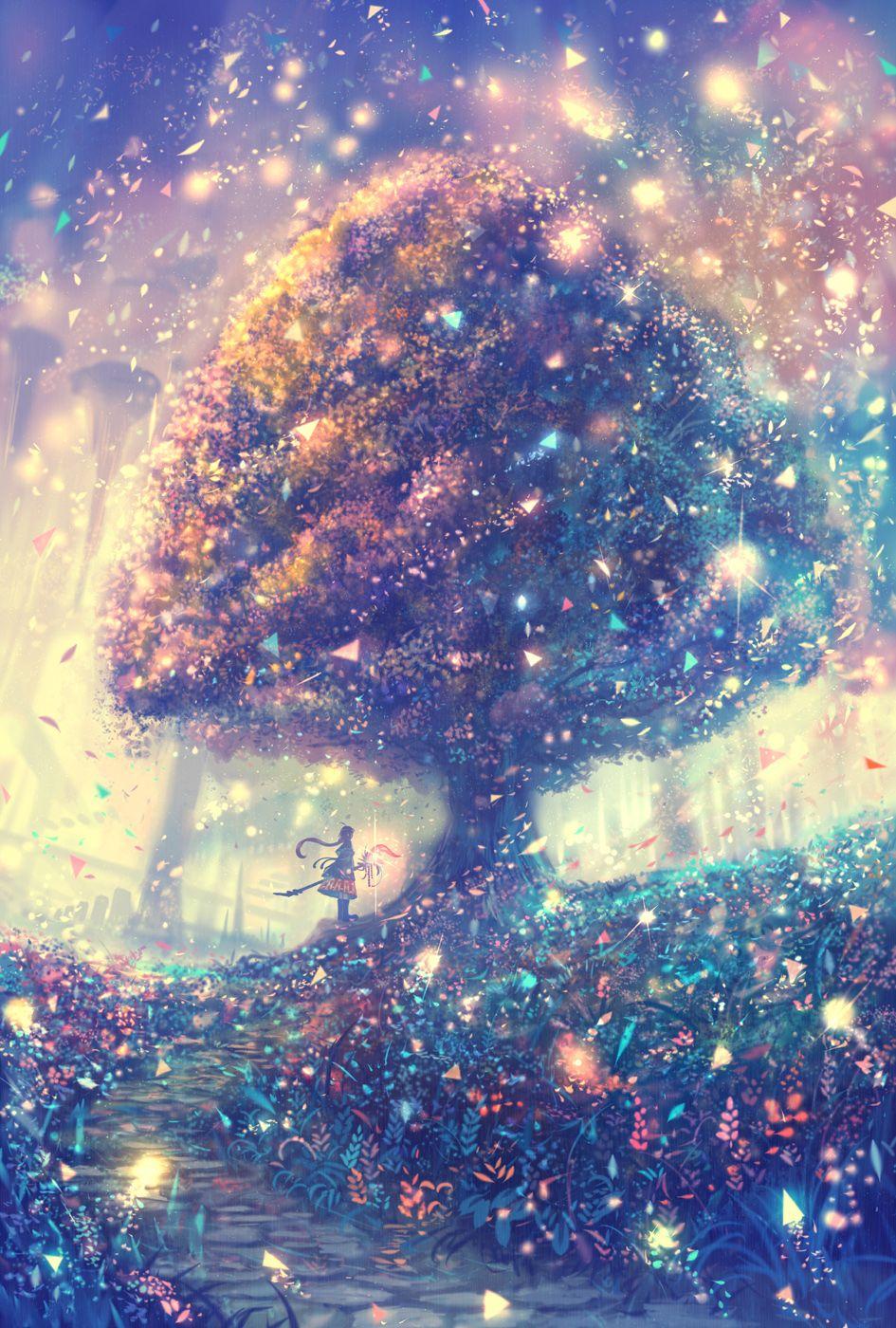 Ein wunderbarer Baum  whitesnow  Pinterest  Baum Hintergrnde und Hintergrundbilder