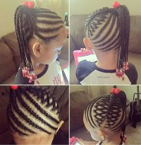 Little girl braided hairstyle... super cute | Fashion ...