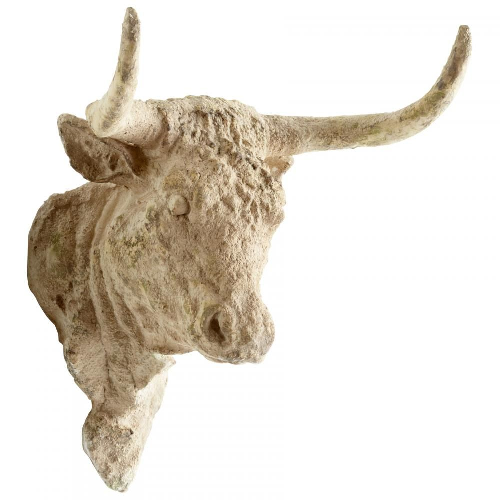 Madrid wall decor antique white and rust cow bull horns also home sweet rh pinterest