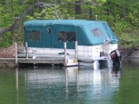 pontoon boat tent...omg I'm so getting one for mine! | My ...