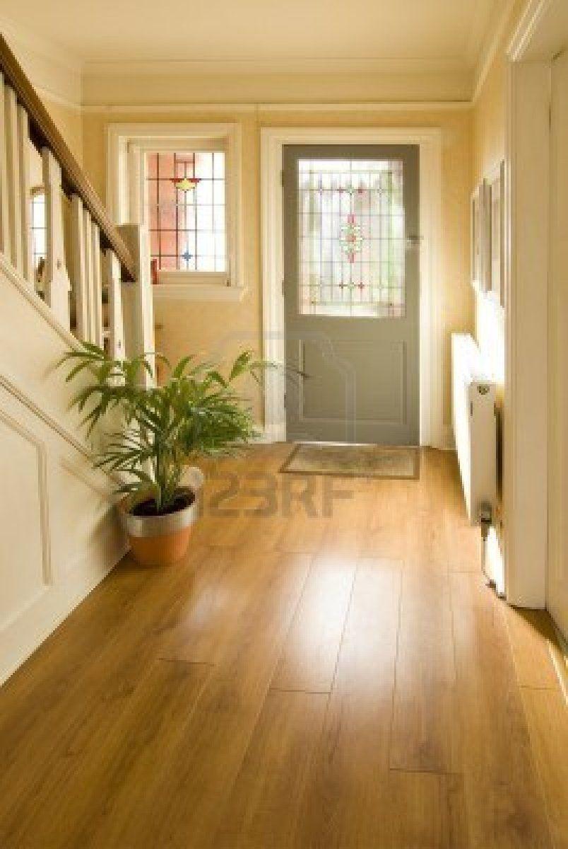1920s Hallway With Plenty Of Light Home Interior Pinterest