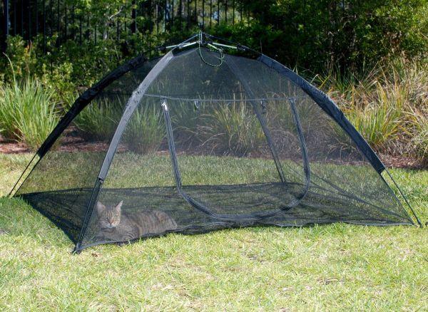 Cat Enclousures Mesh Tent Outdoor Pet Small