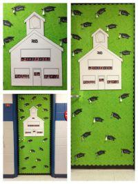 Graduation Door Decorations   Bulletin Board Ideas   Pinterest