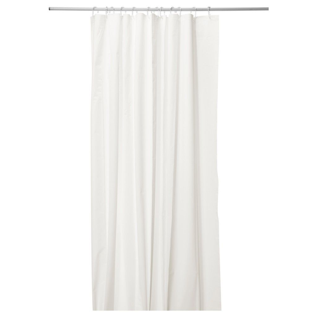 Extra Long Cotton Waffle Shower Curtain Shower Curtain