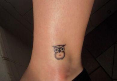 Small Black Tattoo Ideas