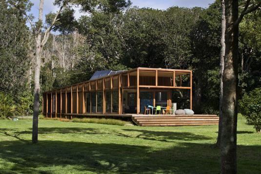 Eco House Image Eco Home On Great Barrier Island Ecobob Nz