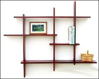 wooden wall mounted shelf designs | Woodworking Community ...