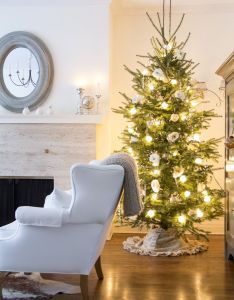 Christmas time also neutral myhouse pinterest holidays tree skirts and rh