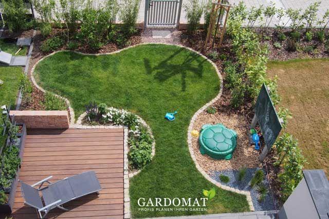 gartengestaltung kleine garten - tyentuniverse, Garten und bauen