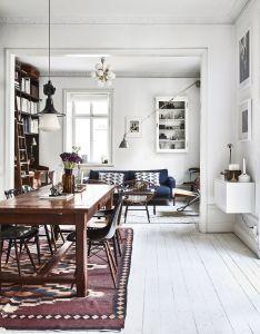 Andrea papini elle decoration sweden also little house pinterest rh