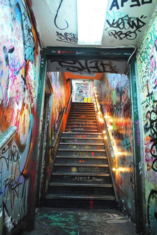 Graffiti Street Art Photography