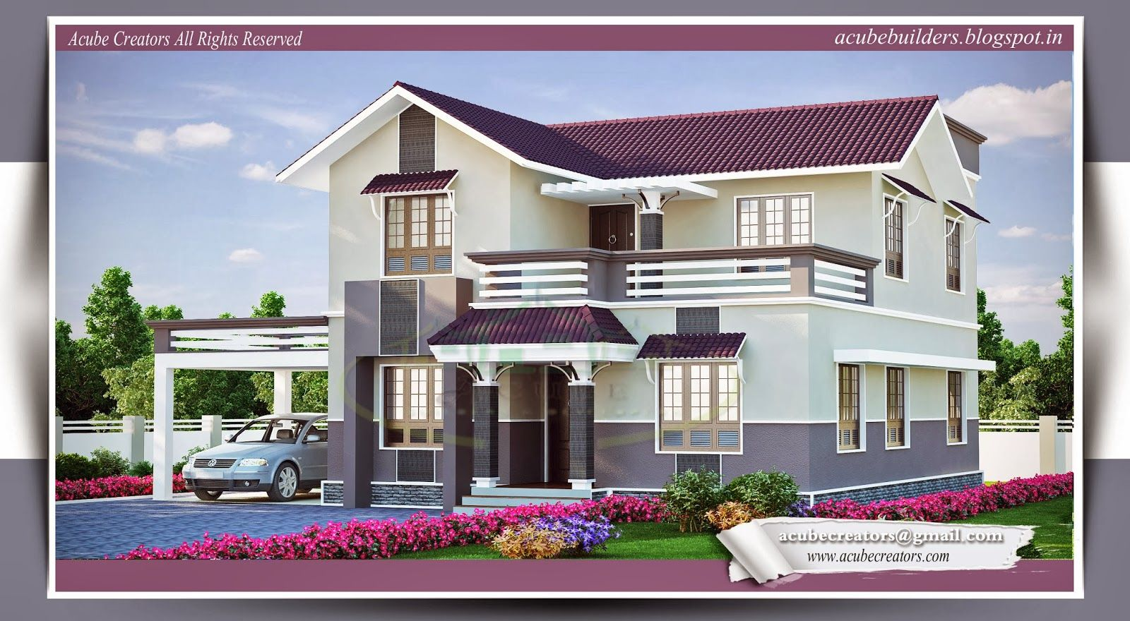 KERALA BEAUTIFUL HOUSE PLANS PHOTOS Home Decoration Pinterest