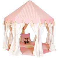 Girls Pink Play Tent - Pavilion Play House - Girls Summer ...