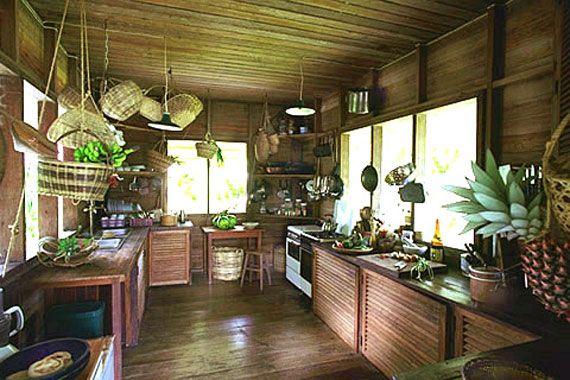30 Best Tropical Kitchen Design Ideas Houwzah Wowzah Pinterest