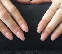 Short coffin nails  | Nail art | Pinterest | Coffin nails ...