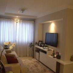 Living Room Design Ideas For Condos Shabby Chic Rooms Idea Para Sala Pequeña - Small Room. | Sofas ...