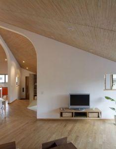 House also pentagon brilliant design makes for  more open feel home rh pinterest