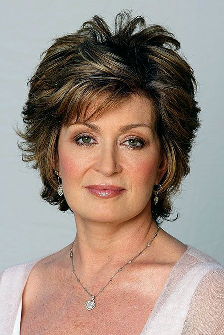 Short Hairstyles For Mature Women  Short haircuts Short