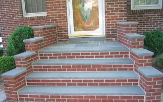 brick steps   Google Search   Home/ front entry ...