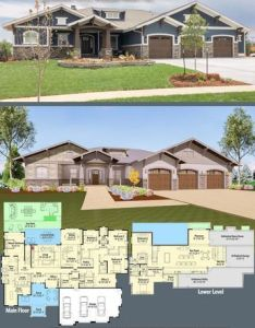 Plan sc remarkable rustic mountain house architectural design plans and houses also rh pinterest
