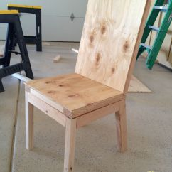 Diy Dining Chairs Farmhouse Table And Plans Upholstered