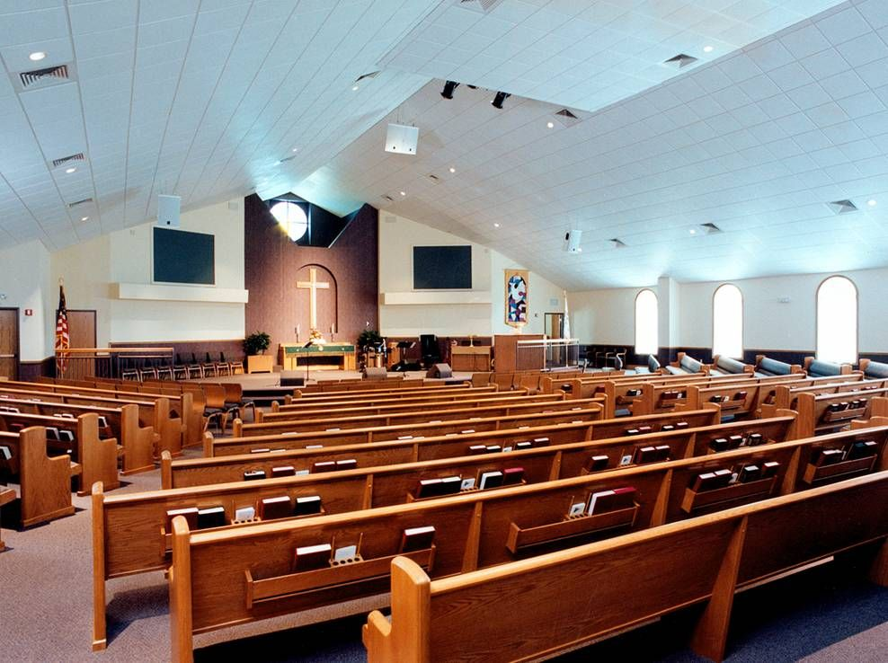 Church Sanctuary Design  Construction  Midwest Church Construction  Design  Churches