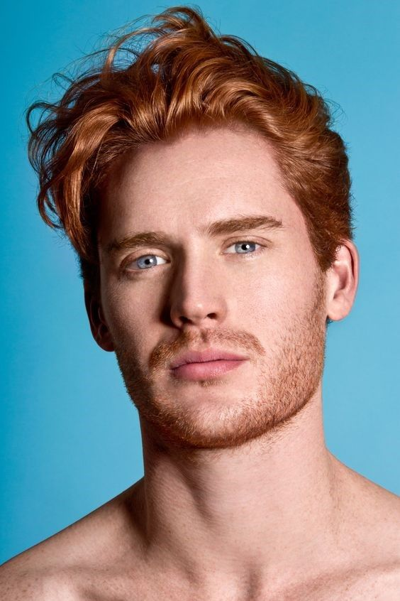 Mens Hairstyles Com Red Haired Or Ginger Hairstyles