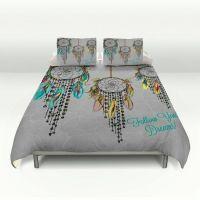 Dream Catcher Bedding Duvet Cover Set Follow Your by ...