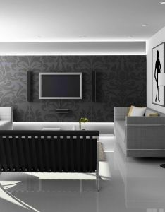Interior design amazing collection of modern home that you must see stylish with grey sofa set and multimedia in front wall art also calmness interiors pinterest rh