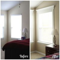 How to Install Your Own Window Trim | Bedroom windows ...