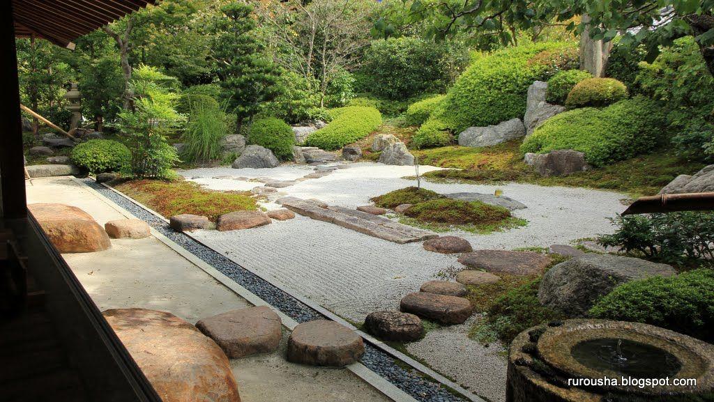 Small Zen Gardens BL4vWbW3 Zen Garden Inspiration Pinterest