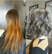 transformation ombre charcoal