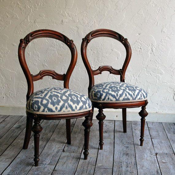 cmo hacer que estas sillas victorianas luzcan con un