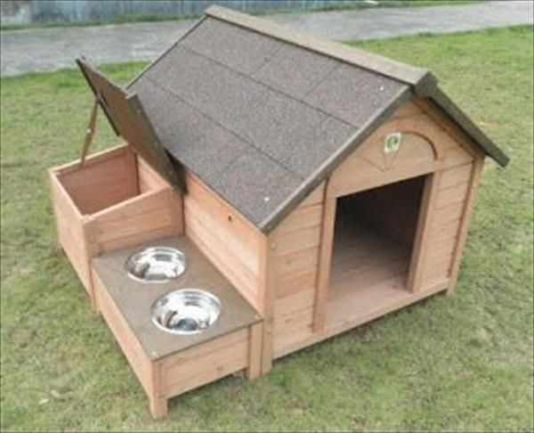 36 Free DIY Dog House Plans & Ideas For Your Furry Friend Dog