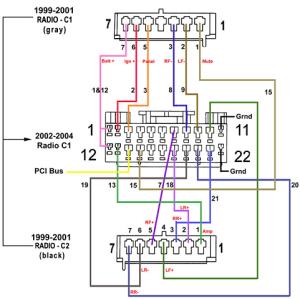 Wire Diagram Trailer on Jeep Grand Cherokee Radio Adaptor Wiring Harness Circuit Schematic