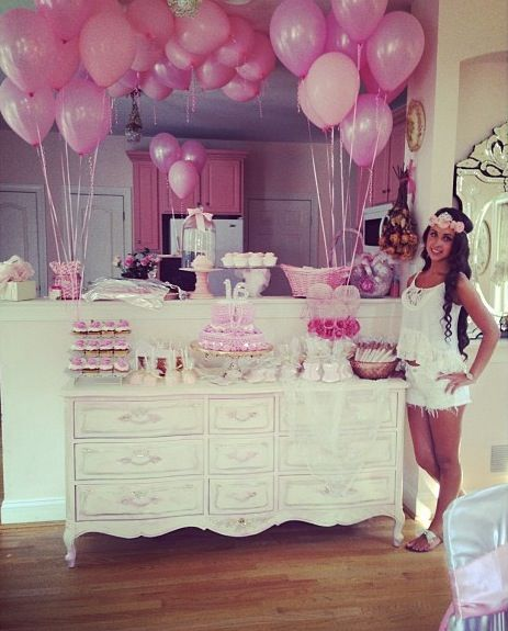 I Want This Decor Put Not Pink And Then A Huge Sleepover!! For