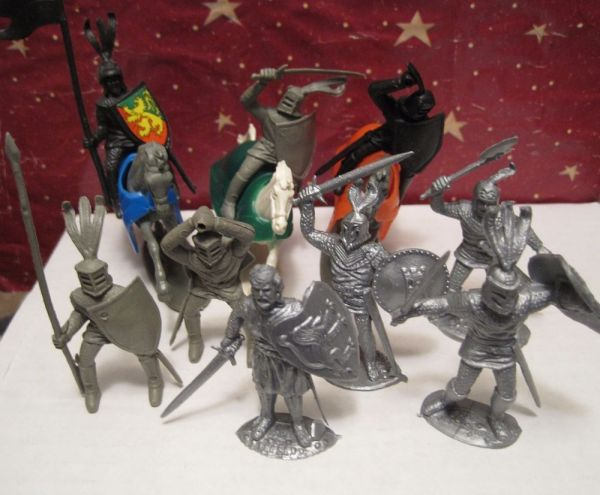 20+ Marx Knights Playset And Castle Pictures and Ideas on Weric
