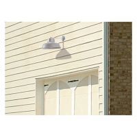 Canarm Ceiling/Wall Barn Light  14in. Dia., 120 Volt ...