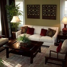 Asian living room by kelly smiar interior design also home decoration rh pinterest