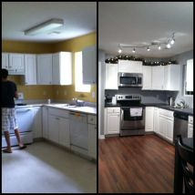 Small Kitchen Remodeling Ideas Before and After