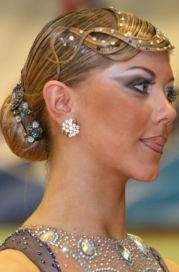 latin dance hairstyles - hledat