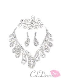 Cheap Wedding Jewelry Set,love it or not? | my wedding ...