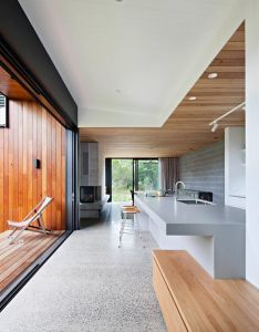 Hide and seek house by bower architecture also cool kitchens rh pinterest