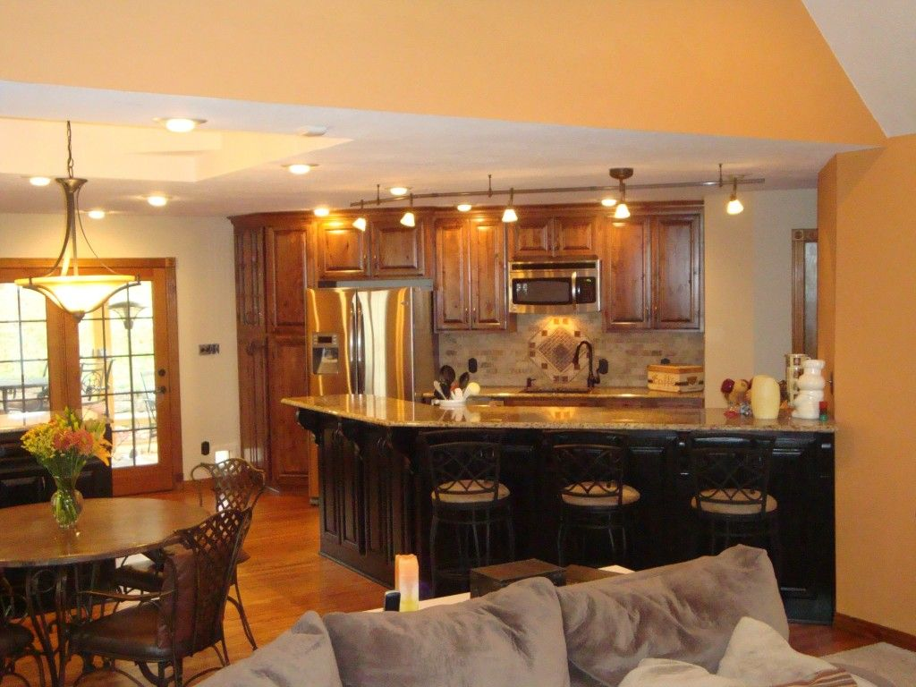 25 Best Ideas About Open Concept Kitchen On Pinterest Open