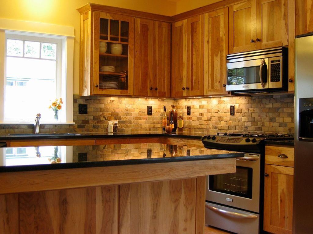 craftsman kitchen backsplash home depot white cabinets with full stone tile