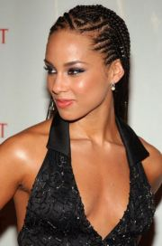 french braid hairstyles natural
