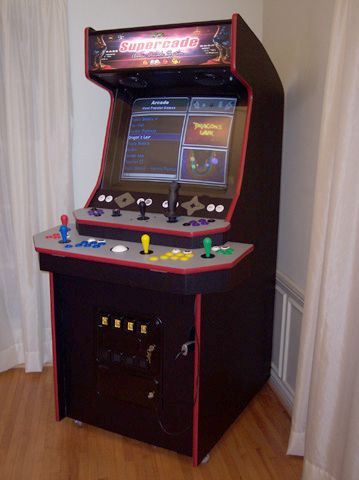 How to Build a KickAss MAME Arcade Cabinet from an Old PC