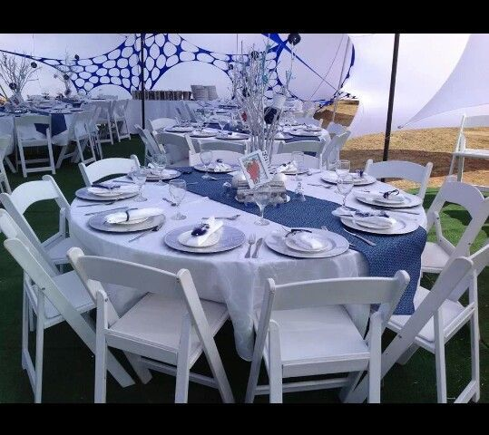 Zulu Traditional Wedding Table Decorations