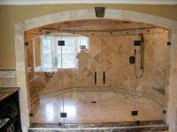 custom shower sizes | showerman-bathroom | Walkin showers ...