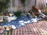 dry river bed landscape | rocks, rocks, rock, rocks ...